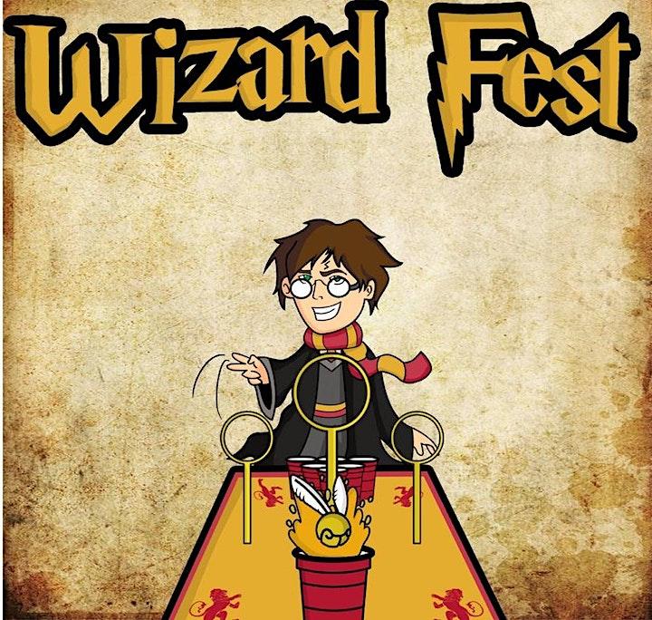 Wizard Fest 4/15 @ Tin Roof Lexington image