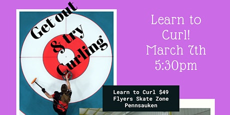 Introduction to Curling - March 6th tickets