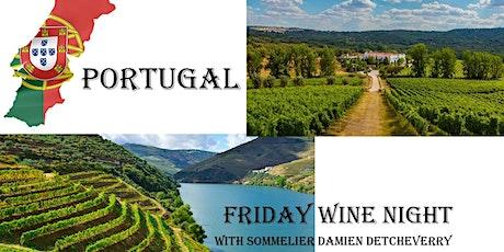 Friday Wine Night: Portugal tickets
