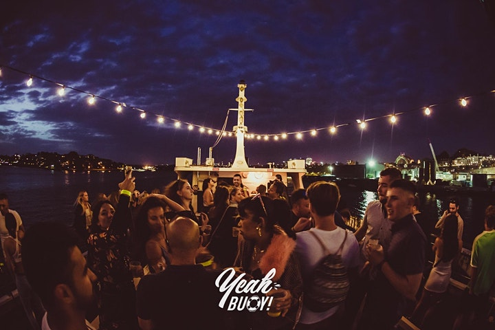 Yeah Buoy - VivLights Festival Boat 3- Boat Party image