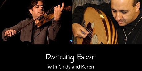 Monday 7:15pm Dancing Bear - 1 Hour tickets