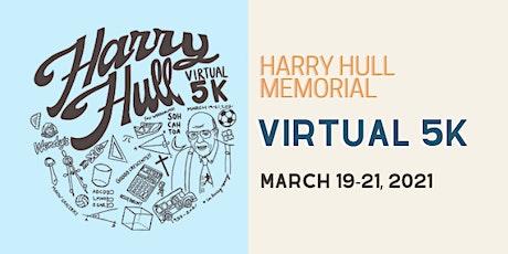 Harry Hull Memorial Virtual 5K tickets