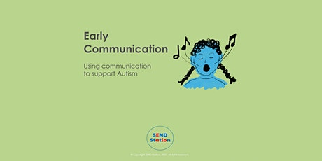 Early Communication - using musical communication to support Autism tickets