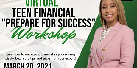 Teen Financial Literacy Workshop tickets