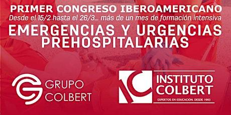 CONGRESO IBEROAMERICANO DE EMERGENCIAS RESCATE Y TRAUMA entradas