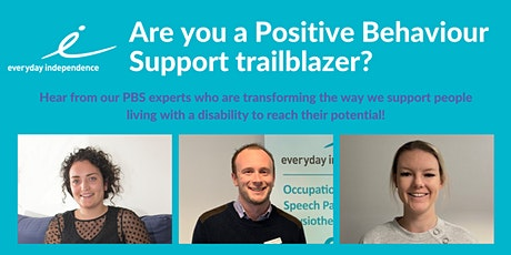 Trailblazing Positive Behaviour Support at Everyday Independence Tickets