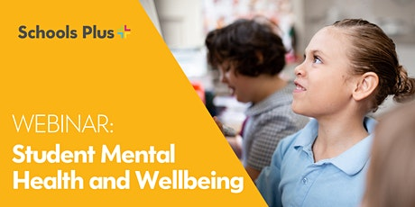 Leading school cultures to support learning and positive wellbeing tickets