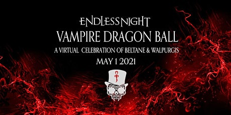 Endless Night: Vampire Dragon Ball 2021 (Virtual) tickets