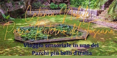 Catania Nobile: Visita al Parco Paternò del Toscano biglietti