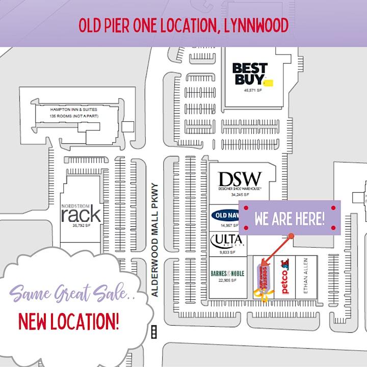 JBF Pop Up Consignment Sale | Lynnwood/Mill Creek Spring Sale 2021 image