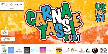 CarnaTassie ( Brazilian Carnaval 2021) tickets