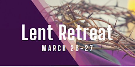 Lenten Retreat 2021 tickets