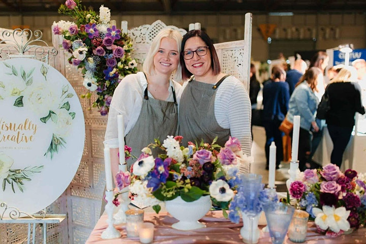 Melbourne's Annual Wedding Expo 2021 at Caulfield Racecourse image