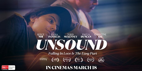 UNSOUND - Saturday night screening tickets