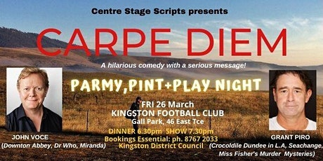 Carpe Diem - Kingston SE tickets