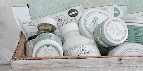 MMS Milk Paint Blanket Ladder Workshop tickets