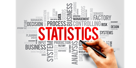4 Weekends Only Statistics Training Course in Dublin tickets