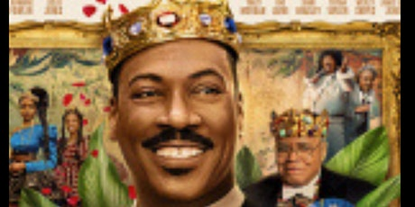 COMING TO AMERICA Pt 2 Royal Picnic movie night tickets