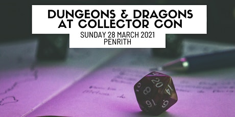 Dungeons & Dragons at Collector Con Penrith tickets