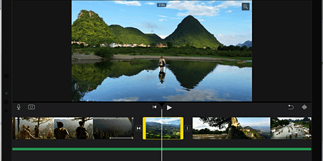 Class: Intro to Video Editing for Artists + Comedians (iMovie) tickets