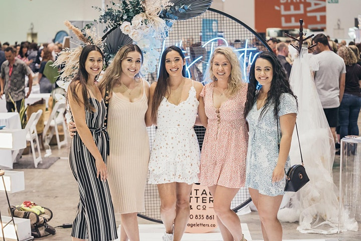 Perth's Annual Wedding Expo 2021 at Claremont Showground image