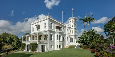 Free guided tours of Government House - March 2021 tickets