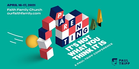 Parenting: It's Not What You Think tickets
