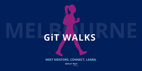 GiT Mentor Walks -  Melbourne tickets