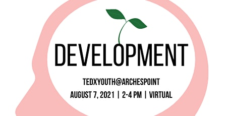 TEDxYouth@ArchesPoint Virtual Event 2021 tickets