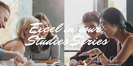Excel in your Studies Series: Confidence in the Classroom tickets