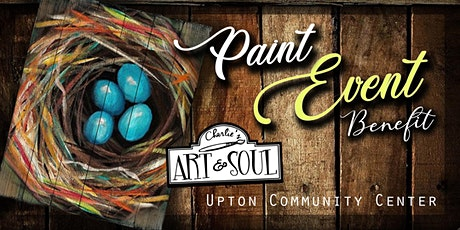 Paint Event Benefit for Ken Rook - Nest on Wood tickets