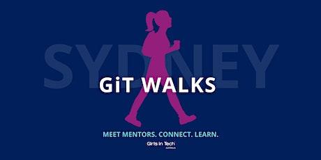 GiT Mentor Walks -  Sydney tickets