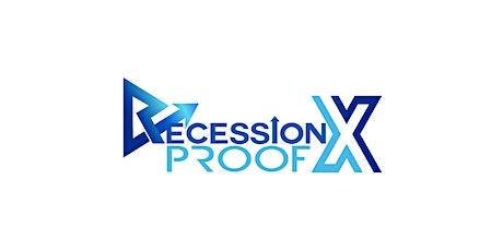 Recession Proof Blueprint Summit tickets