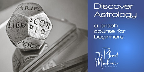 DISCOVER ASTROLOGY - A Crash Course For Beginners in Nelson tickets
