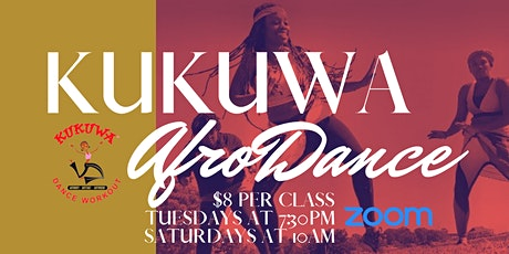 KUKUWA African Dance: Move Your Soul tickets