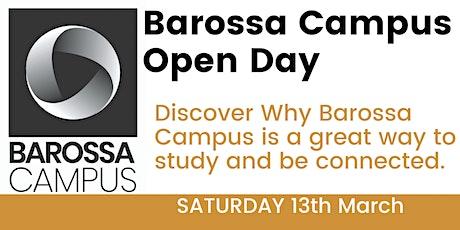 Barossa Campus Open Day tickets
