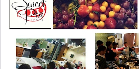 Sweet Pea Catering's Virtual Spring Break Cooking Camp tickets