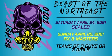 Beast of the NorthEast 2021 tickets