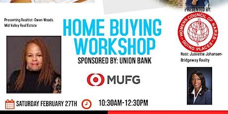 February Virtual Homebuyer Workshop tickets
