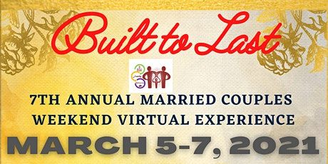 2021 Virtual Married Couples Weekend Experience tickets