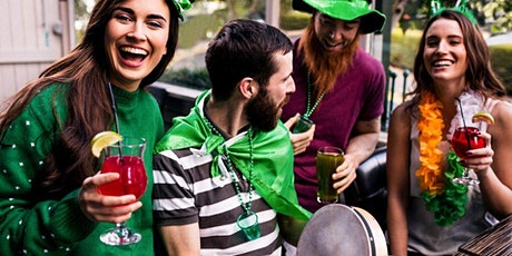 St Patrick's Day Boat Party tickets