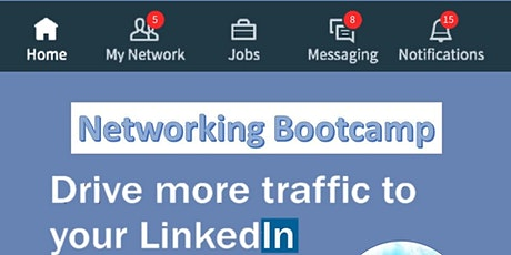 Networking Bootcamp by LinkedIn Learning billets