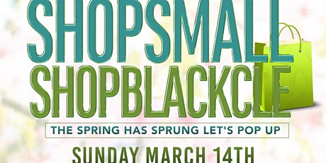 SHOPSMALLSHOPCLEPOPUP THE ULIMATE SHOPPING EXPERIENCE tickets