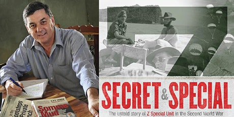 Zoom author event: Secret & Special with Will Davies tickets