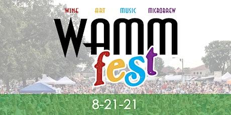 2021 WAMMfest @ Craig Park, Greenwood tickets