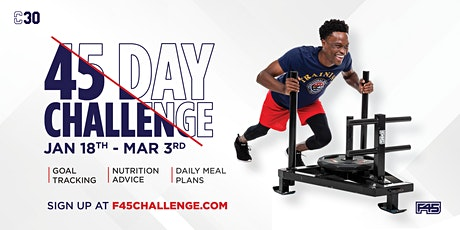 F45 Challenge #30 After Party! tickets