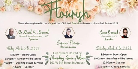 Ladies of Abounding Grace: Flourish Conference (Virtual) tickets
