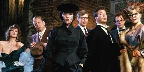 CLUE: THE MOVIE  (MOVIE+TRIVIA NIGHT)  (Fri Mar 19 - 7:30pm) tickets