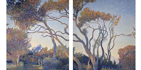 Paul McIntyre: Light and Shade - A Collection of Landscape Paintings tickets