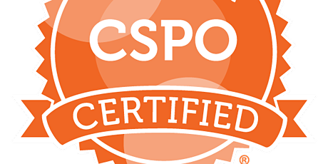 Certified Scrum Product Owner (CSPO), Virtual-Online 22 - 25 March 2021 tickets